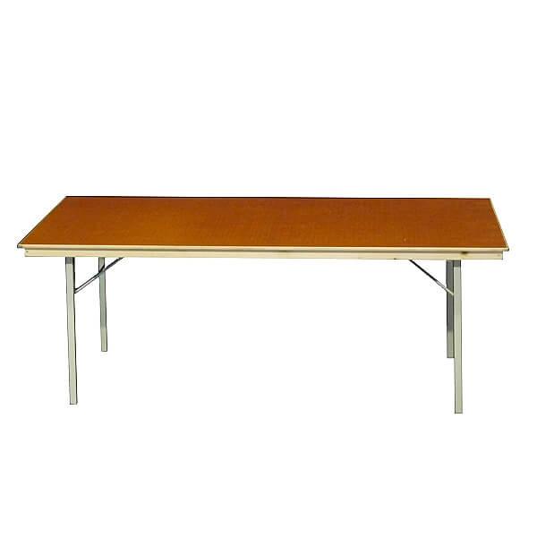 Verhuur tafel 200 x 80 cm feestverhuur westland for Verhuur tafels