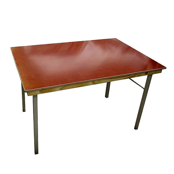 Verhuur tafel 120 x 80 cm feestverhuur westland for Verhuur tafels